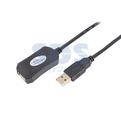 Удлинитель USB 2.0 Тип A - A Rexant 18-1801 USB (1 штука) 5.0m