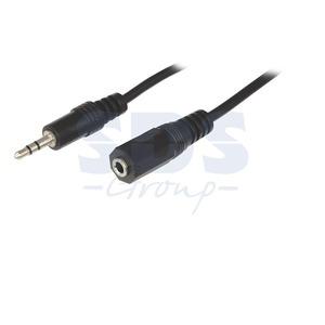 Удлинитель 1xMini Jack - 1xMini Jack Rexant 17-4003 Stereo 3.5мм (1 штука) 1.5m