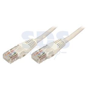 Патч-корд UTP Rexant 18-1001 UTP 5e серый (1 штука) 0.5m