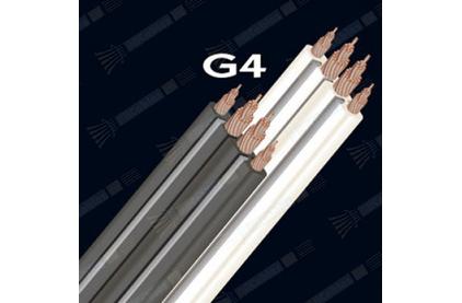 Отрезок акустического кабеля Audioquest (Арт.762) G-4 white 5.9m