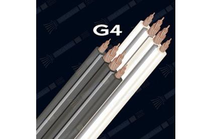 Отрезок акустического кабеля Audioquest (Арт.763) G-4 white 2.8m