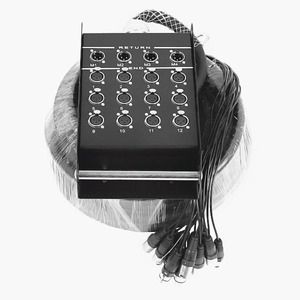 Кабель аудио мультикор Invotone DB1204/20M