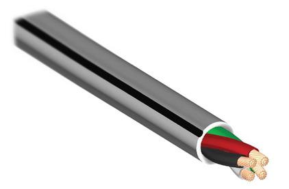 Кабель акустический Bi-Wire Audioquest FLX/DB-16/4 Grey