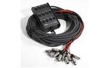 Кабель аудио мультикор Proel EBN804LU10