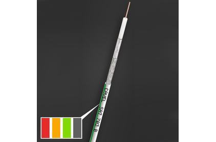 Отрезок антенного кабеля Cavel (Арт. 875) SAT 703 B 2.6m