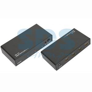 Усилитель-распределитель HDMI Rexant 17-6911 Переключатель HDMI 3 на 1 (1 штука)