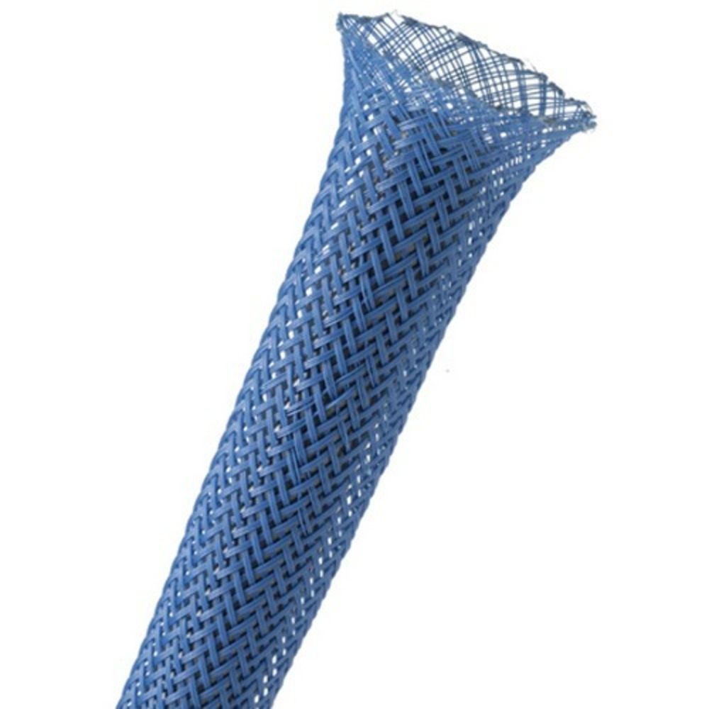 Защитная кабельная оплетка Rich Pro PT1/B Nylon Skin Blue (2.3 - 6.3 mm)