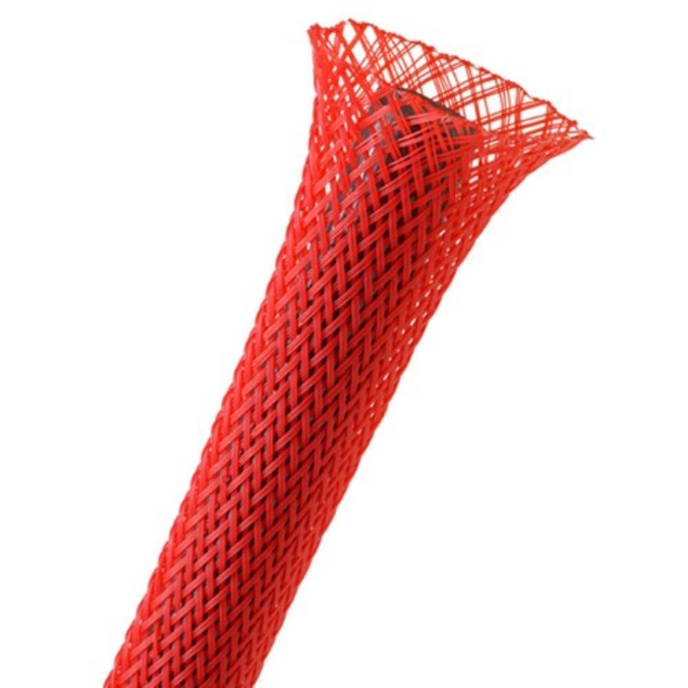 Защитная кабельная оплетка Rich Pro PT1/R Nylon Skin Red (2.3 - 6.3 mm)