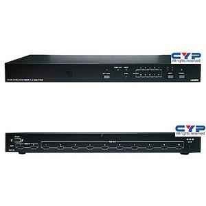 Коммутатор-распределитель 2x1:10 сигналов HDMI 1.3 Cypress CLUX-210S