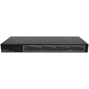 Матричный коммутатор 4x4 сигналов HDMI 1.3 Cypress CMLUX-4H4CAT