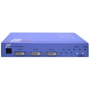Коммутатор 6х1 сигналов DVI-D Single Link Cypress CDVI-61