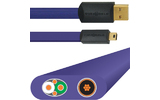 Кабель USB 2.0 Тип A - B 5pin mini WireWorld Ultraviolet 7 USB A to Mini B 1.0m