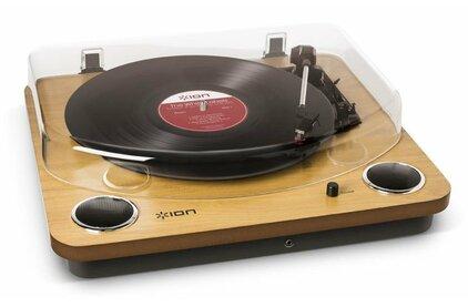 Проигрыватель виниловых пластинок ION Audio Max LP Wood
