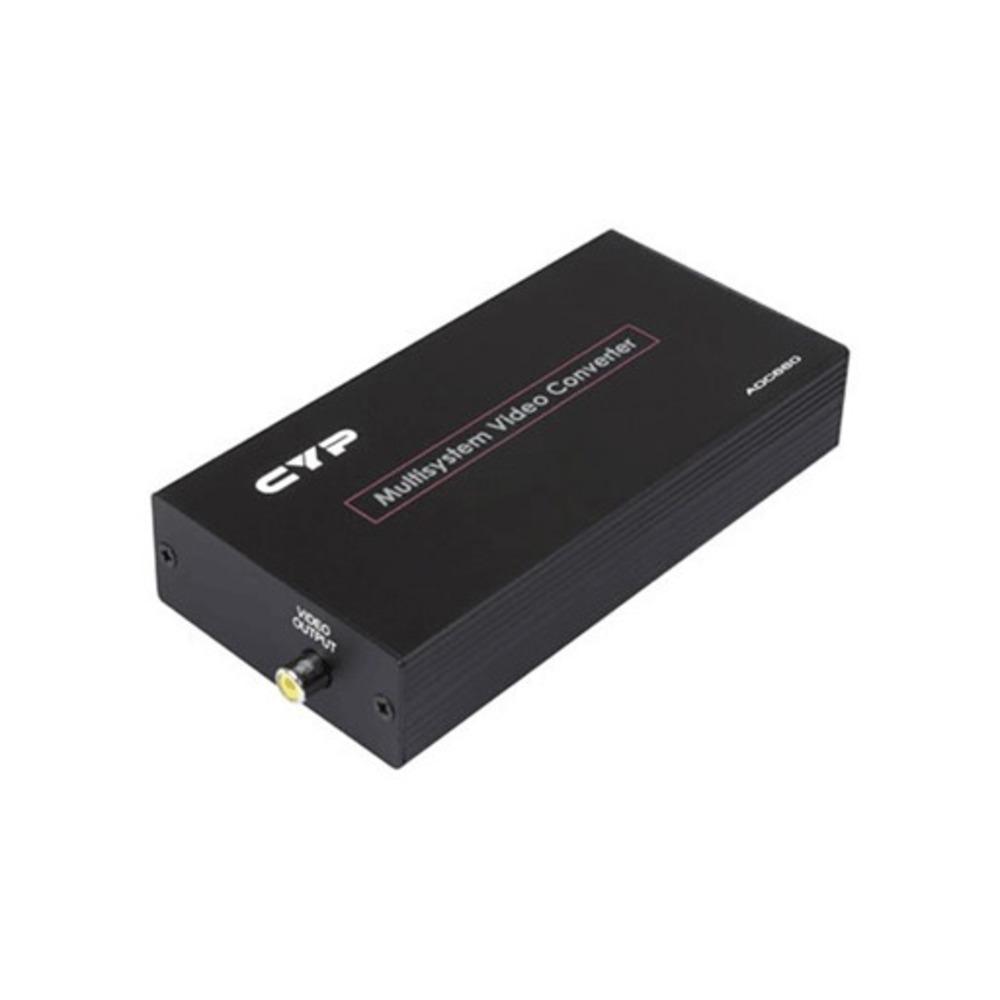 Мультисистемный транскодер композитных сигналов в NTSC или PAL Cypress ADC-660