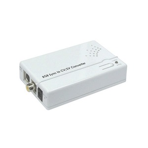 Преобразователь развертки сигналов RGBS в композитный и S-Video форматы Cypress CP-RGBVS