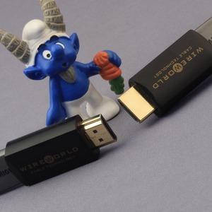 Кабель HDMI - HDMI WireWorld SILVER Starlight 7 HDMI-HDMI 3.0m