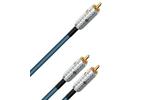 Кабель сабвуферный 1xRCA - 2xRCA WireWorld Luna 7 Y-Subwoofer 4.0m