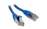 Кабель витая пара патч-корд Hyperline PC-LPM-STP-RJ45-RJ45-C5e-5M-LSZH-BL 5.0m