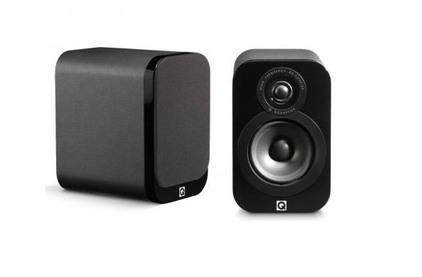 Колонка полочная Q Acoustics Q3010 leather effect