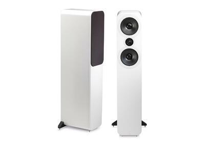 Колонка напольная Q Acoustics Q3050 gloss white