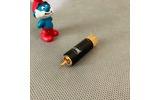 Разъем RCA (Папа) Tchernov Cable RCA Plug Classic BG Red