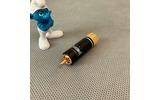 Разъем RCA (Папа) Tchernov Cable RCA Plug Classic BG White