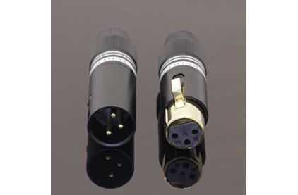 Разъем XLR (Комплект) Tchernov Cable XLR Plug Classic BG White (2 штуки)