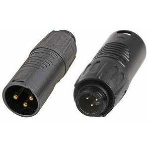 Переходник XLR - mini XLR REAN Connectors RA3MT-B