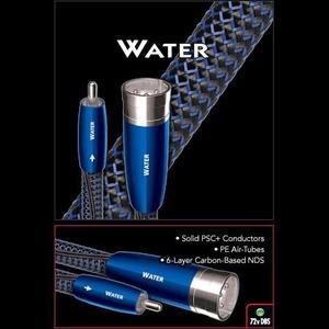 Кабель аудио 2xXLR - 2xXLR Audioquest Water 2XLR-2XLR 0.5m