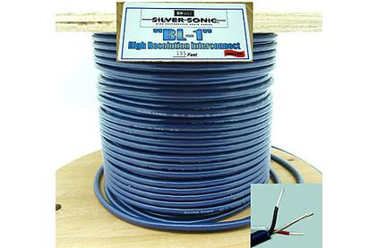 Отрезок акустического кабеля DH Labs (арт. 1092) BL-1 Interconnect 0.43m