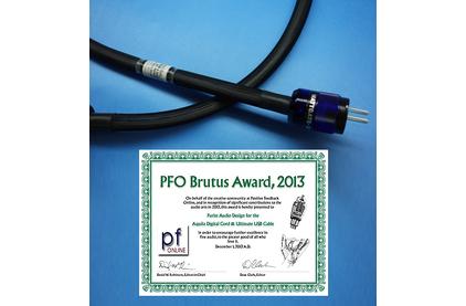 Кабель силовой Schuko - IEC C13 Purist Audio Design Aquila Digital AC Power Cord 2.0m