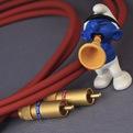 Отрезок акустического кабеля Van Den Hul (Арт. 1150) The Bay C5 Hybrid 1.10m