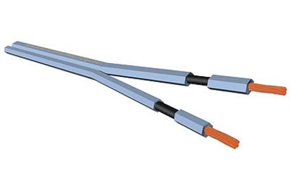 Отрезок акустического кабеля Van Den Hul (Арт. 1169) The Skyline Hybrid 1.2m