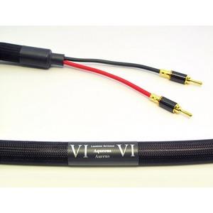Акустический кабель Single-Wire Banana - Banana Purist Audio Design Aqueous Aureus Speaker Luminist Revision Ban-Ban 2.0m