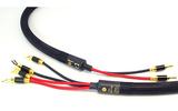 Акустический кабель Single-Wire Banana - Banana Purist Audio Design Corvus Bi-Wire Speaker Luminist Revision Ban-Ban 2.0m