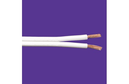 Отрезок акустического кабеля QED (арт. 1312) Classic 79 White 2.03m