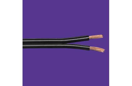 Отрезок акустического кабеля QED (арт. 1321) Classic 79 Black 2.5m