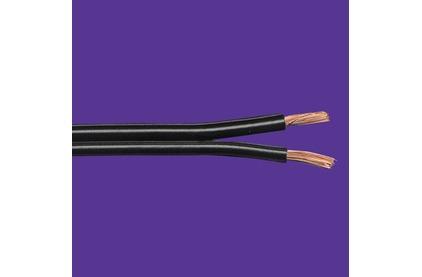 Отрезок акустического кабеля QED (арт. 1330) Classic 79 Black 2.66m