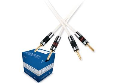 Отрезок акустического кабеля QED (арт. 1341) Professional SilverLine Five 1.28m
