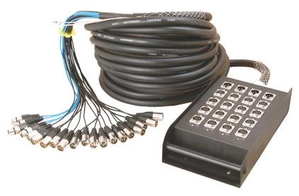 Кабель аудио мультикор OnStage SNK16450