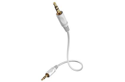Кабель аудио 1xMini Jack - 1xMini Jack Eagle Cable 20071008 HIGH STANDARD Mini - Mini 0.8m