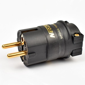 Разъем EU Schuko Neotech NC-P312 Gold