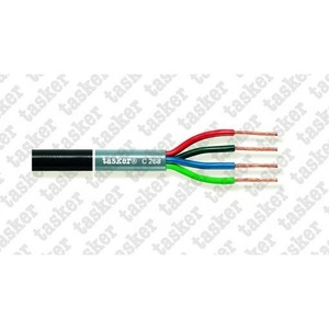 Кабель акустический Bi-Wire Tasker C268 Black