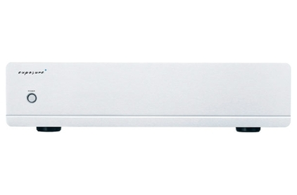 Усилитель мощности Exposure 3010s2 Stereo Power Amplifier Silver