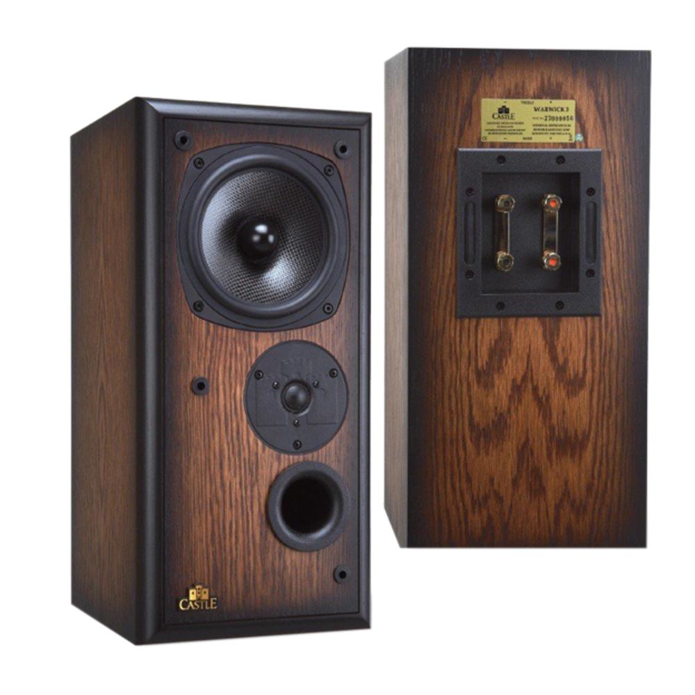 Колонка полочная Castle Acoustics Warwick 3 Antique Oak