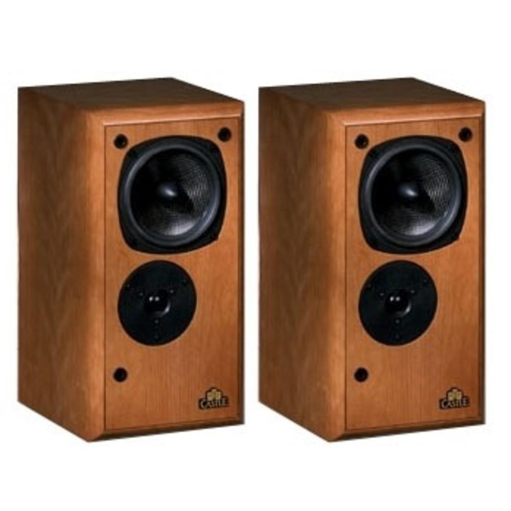 Колонка полочная Castle Acoustics Durham 3 Cherry