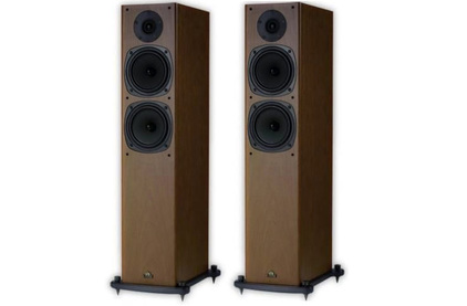 Колонка напольная Castle Acoustics Knight 5 Walnut