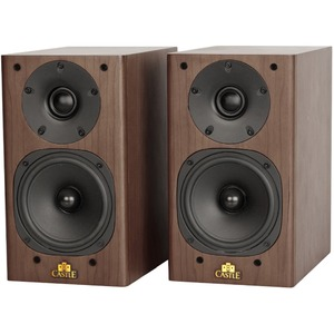 Колонка полочная Castle Acoustics Knight 2 Walnut