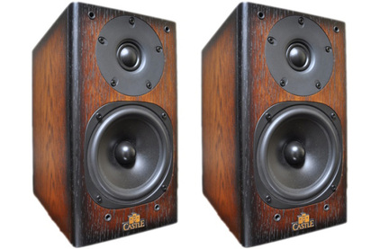 Колонка полочная Castle Acoustics Knight 1 Antique Oak