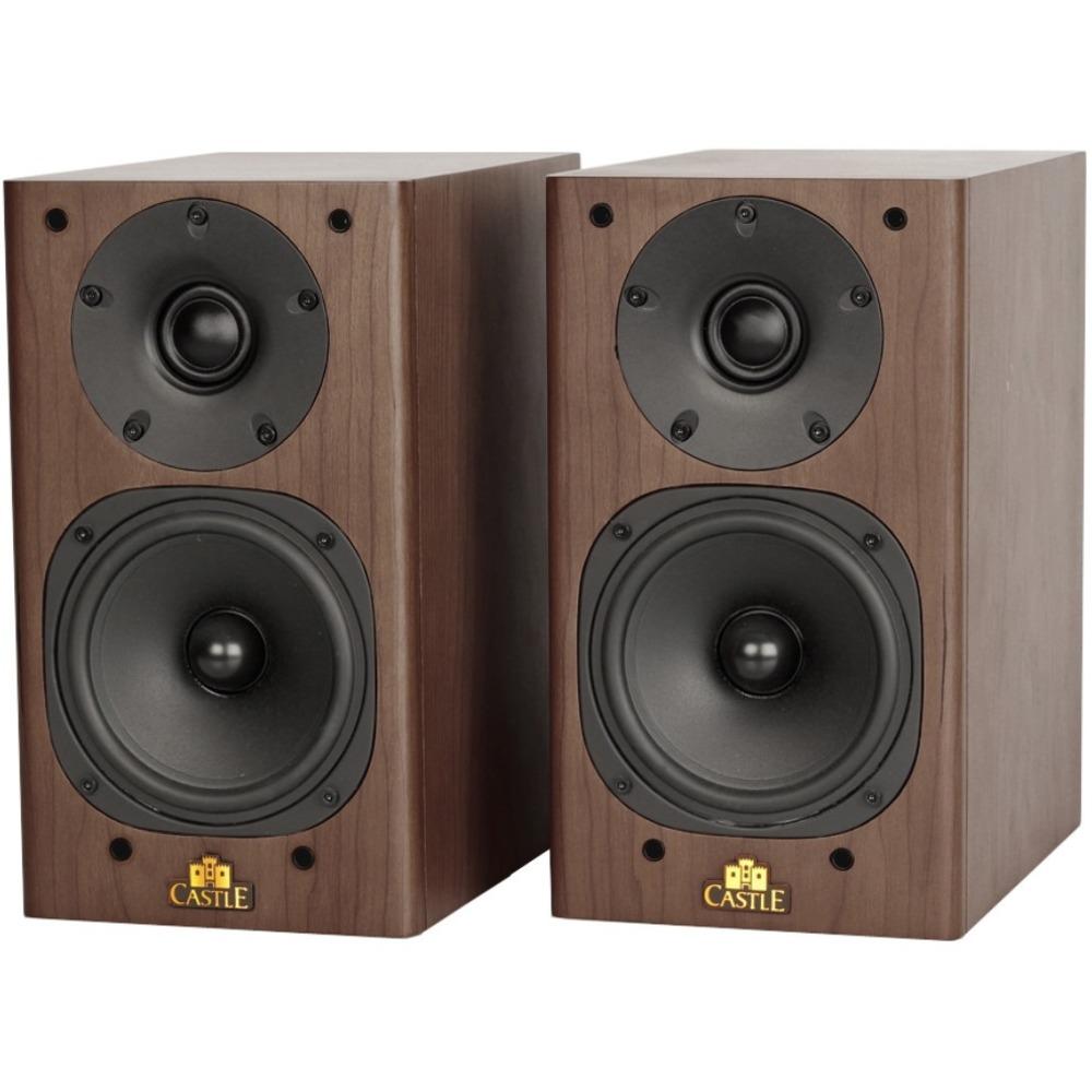 Колонка полочная Castle Acoustics Knight 1 Walnut